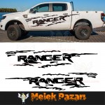 Ford Ranger Off Road Araba Sticker