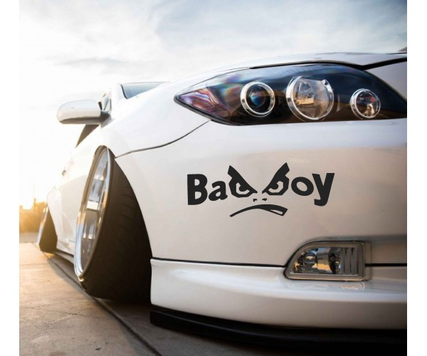Badboy Araba Sticker