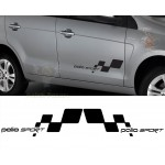 Fiat Palio Sport Araba Sticker