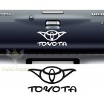 Toyota Logo Araba Sticker