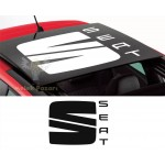 Seat Sunroof Araba Sticker