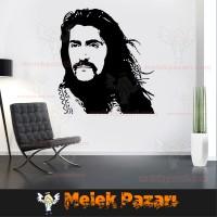 Barış Manço Duvar Sticker