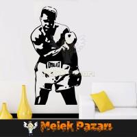 Muhammed Ali Spor Salonu Duvar Sticker