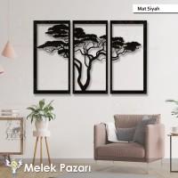 Ağaç Doğa Dekoratif Ahşap Tablo